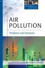 Cover of: Air pollution | J. S. Kidd