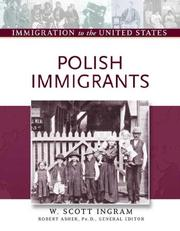 Cover of: Polish immigrants