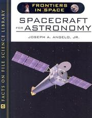 Cover of: Spacecraft for Astronomy (Frontiers in Space)