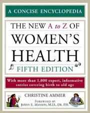 Cover of: The encyclopedia of women's health