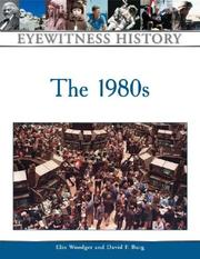 Cover of: The 1980s | Elin Woodger