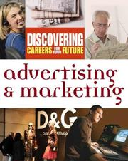 Cover of: Advertising & Marketing | Inc. Facts on File