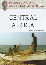 Cover of: Peoples And Cultures of Africa | Peter Mitchell