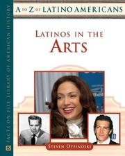 Cover of: Latinos in the Arts (A to Z of Latino Americans)