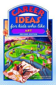 Cover of: Career Ideas for Kids Who Like Art (Career Ideas for Kids)