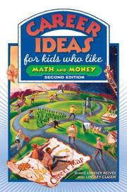 Cover of: Career Ideas for Kids Who Like Math and Money (Career Ideas for Kids)