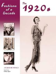 Cover of: Fashions of a Decade | Jacqueline Herald