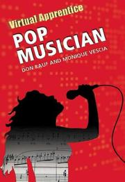 Cover of: Pop Musician: Que. (Virtual Apprentice)