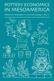 Cover of: Pottery Economics in Mesoamerica |