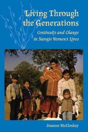 Cover of: Living Through the Generations | Joanne McCloskey