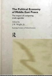 Cover of: The Political Economy of Middle East Peace