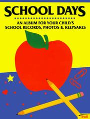 Cover of: School Days Album