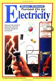 Cover of: Turned On By Electricity | Richards