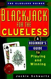 Cover of: Blackjack for the clueless