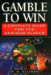 Cover of: Gamble to win
