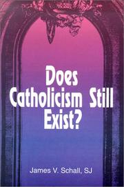 Cover of: Does Catholicism still exist?