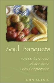 Cover of: Soul banquets