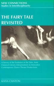 Cover of: The fairy tale revisited