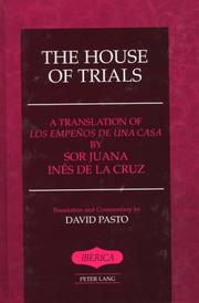 Cover of: The house of trials