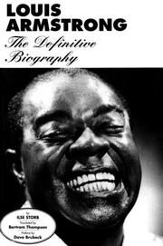 Cover of: Louis Armstrong | Ilse Storb
