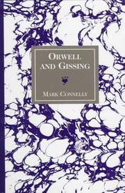 Cover of: Orwell and Gissing