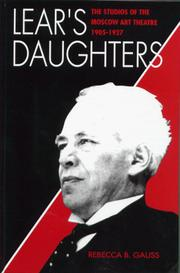 Cover of: Lear's daughters