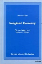 Cover of: Imagined Germany | Hannu Salmi