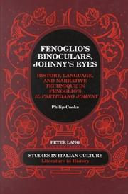 Cover of: Fenoglio
