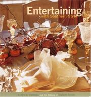 Cover of: Entertaining With Southern Style | Southern Accents