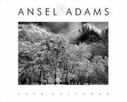 Cover of: Ansel Adams 2003 Calendar | Ansel Adams