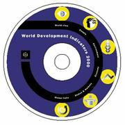 Cover of: World Development Indicators 2000