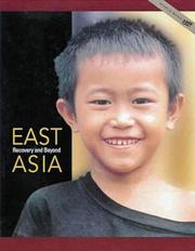 Cover of: East Asia: Out of Crisis, into the New Millennium