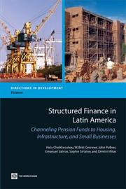 Cover of: Structured finance in Latin America |