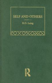 Cover of: Self and Others: Selected Works of R.D. Laing (Selected Works of R.D. Laing, 2)