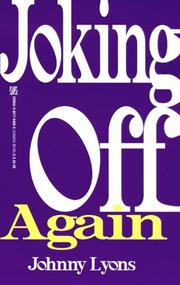 Cover of: Joking Off Again (Zebra Books)