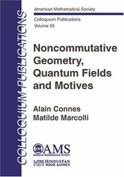 Noncommutative Geometry, Quantum Fields and Motives