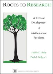 Cover of: Roots to Research | Judith D. Sally, Paul J., Jr. Sally