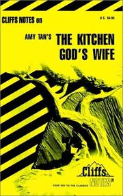 Cover of: Kitchen Gods Wife