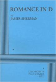 Cover of: Romance in D | James Sherman