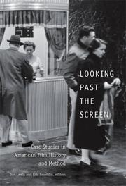 Cover of: Looking Past the Screen |