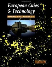 Cover of: European Cities and Technology