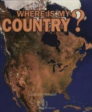Cover of: Where Is My Country?