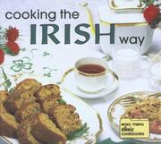 Cover of: Cooking the Irish way | Helga Hughes