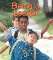 Cover of: Being a Leader