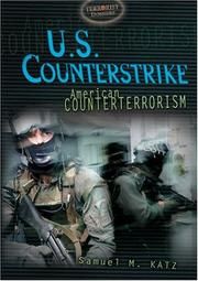 Cover of: U.S. counterstrike