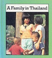 Cover of: A family in Thailand