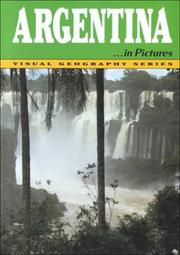 Cover of: Argentina in Pictures | Lerner Pub.