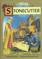 Cover of: A day with a stonecutter