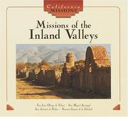 Missions of the inland valleys by Pauline Brower