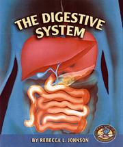 Cover of: The Digestive System (Early Bird Body Systems)